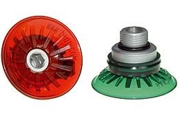 Вакуумная присоска FC- Flat Concave (20–150 mm)